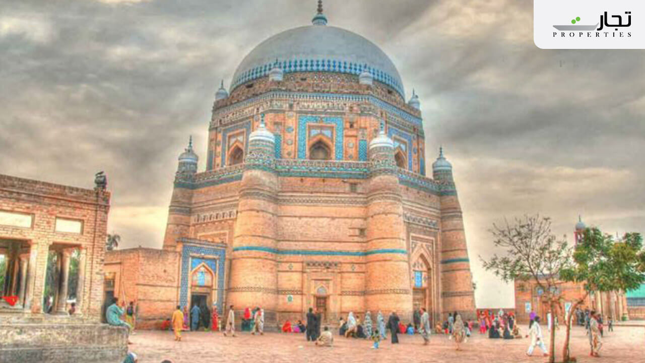 DHA Multan Ganjshakar tombs