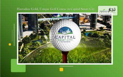 Harradine Gold, Unique Golf Course in Capital Smart City