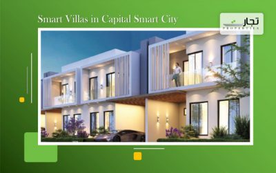 Smart Villas in Capital Smart City of Islamabad