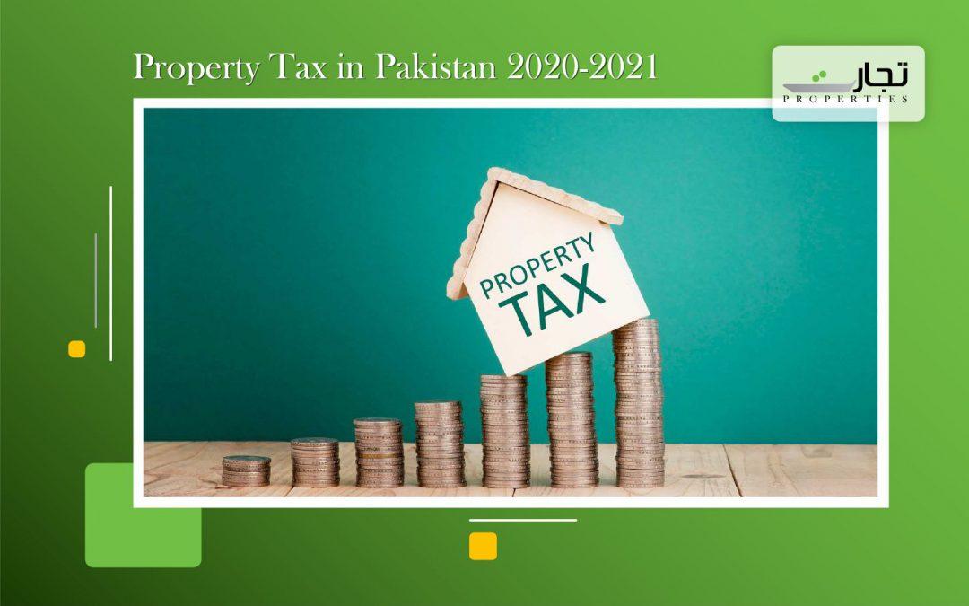 Property Tax in Pakistan 2020-2021