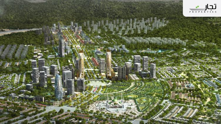 Capital Smart City of Islamabad Overseas Block