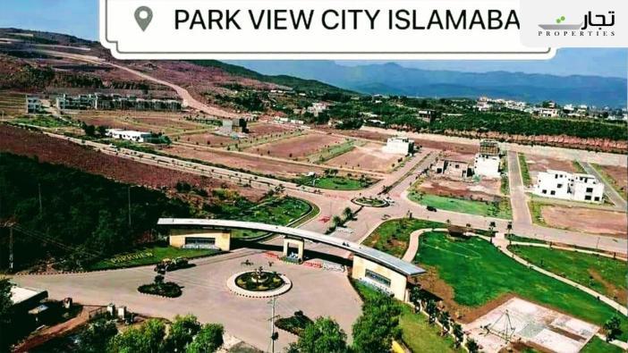 Park View City Islamabad Overseas Block: