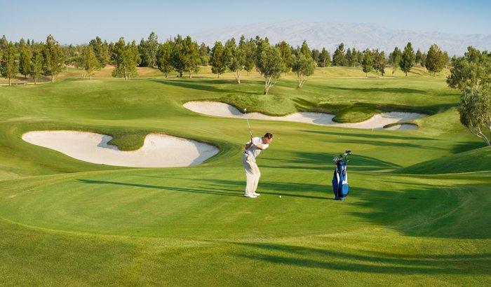 Capital Smart City Harradine Gold Unique Golf Course