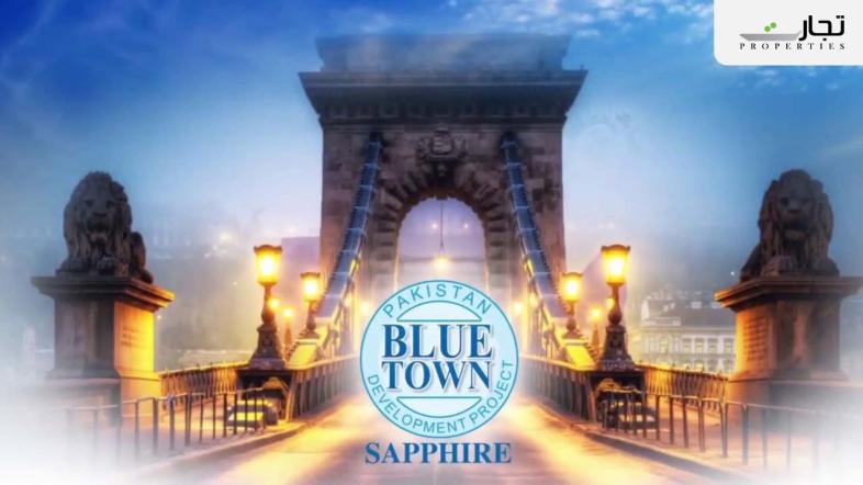 About Blue Town Sapphire Lahore