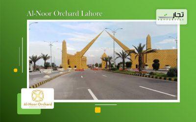 Al-Noor Orchard Lahore