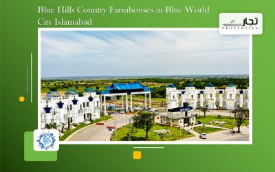 Blue Hills Country Farmhouses