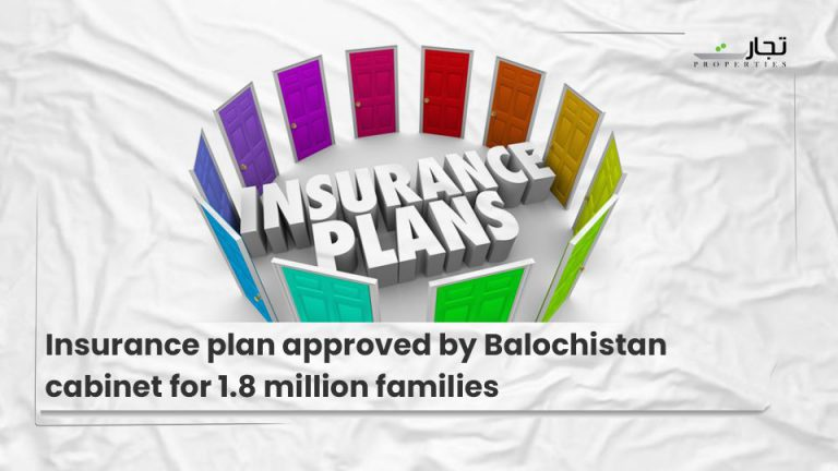 Insurance plan approved by Balochistan cabinet for 1.8 million families