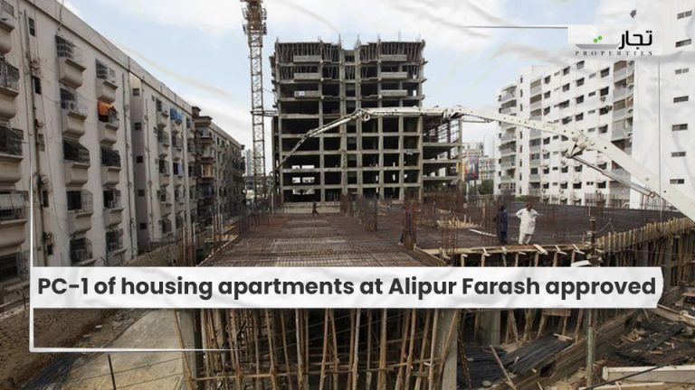 PC-1 of housing apartments at Alipur Farash approved