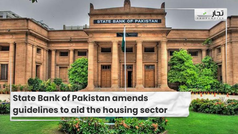 State Bank of Pakistan amends guidelines to aid the housing sector