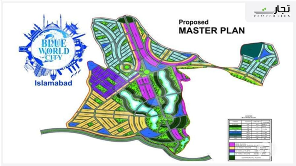 Blue Hills Country Farmhouses Master Plan