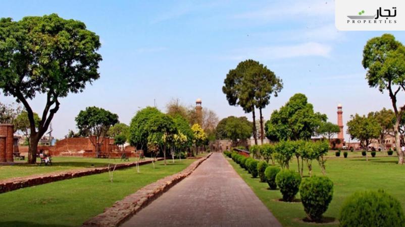 Palm Villas Lahore Housing Project