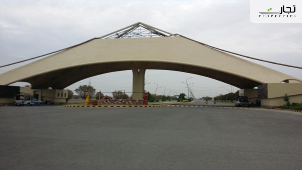 Khayaban-e-Amin Lahore