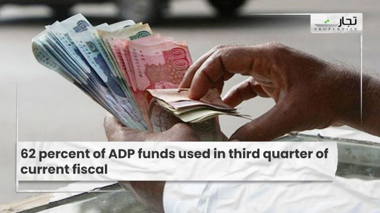 62 percent of ADP funds used in third quarter of current fiscal