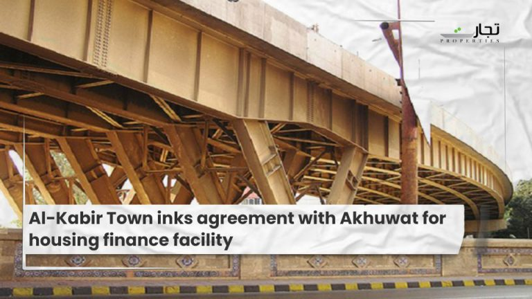 Al-Kabir Town inks agreement with Akhuwat for housing finance facility