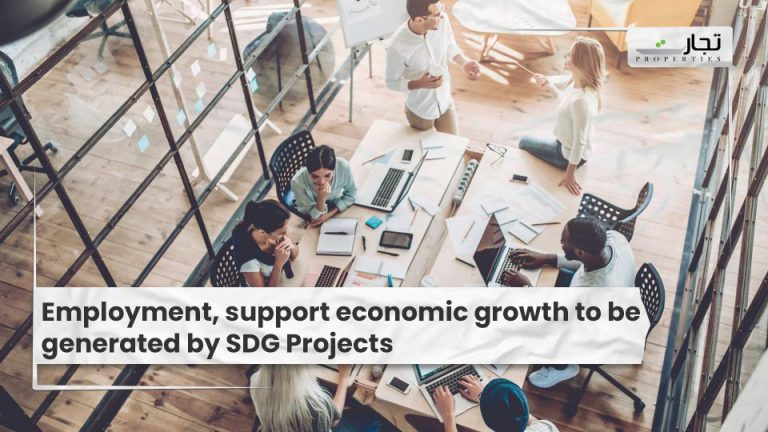 Employment, support economic growth to be generated by SDG Projects