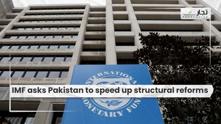 IMF asks Pakistan to speed up structural reforms