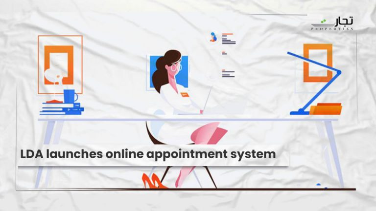 LDA launches online appointment system