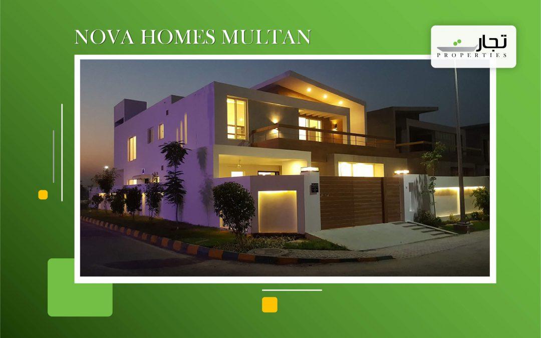 NOVA Homes Multan