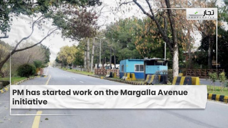 PM has started work on the Margalla Avenue initiative