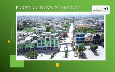 Pakistan Town Islamabad