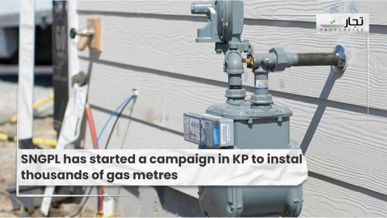 SNGPL has started a campaign in KP to instal thousands of gas metres