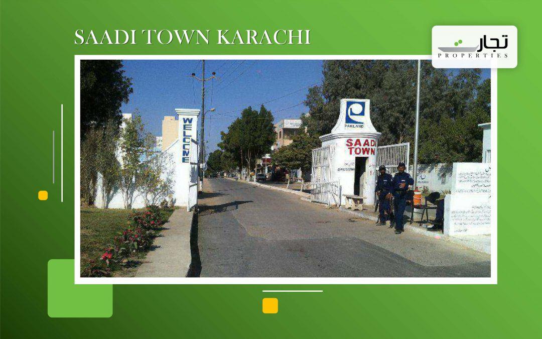 Saadi Town Karachi