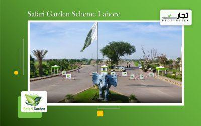 Safari Garden Scheme Lahore