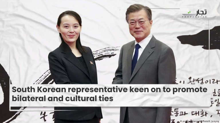 South Korean representative keen on to promote bilateral and cultural ties