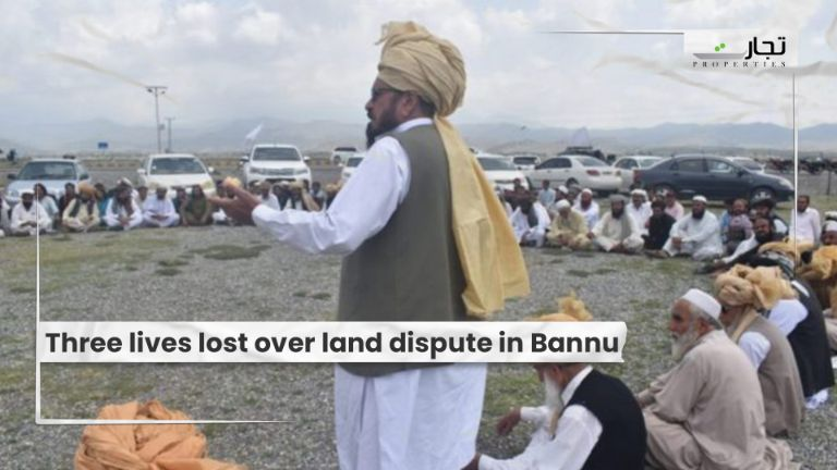 Three lives lost over land dispute in Bannu