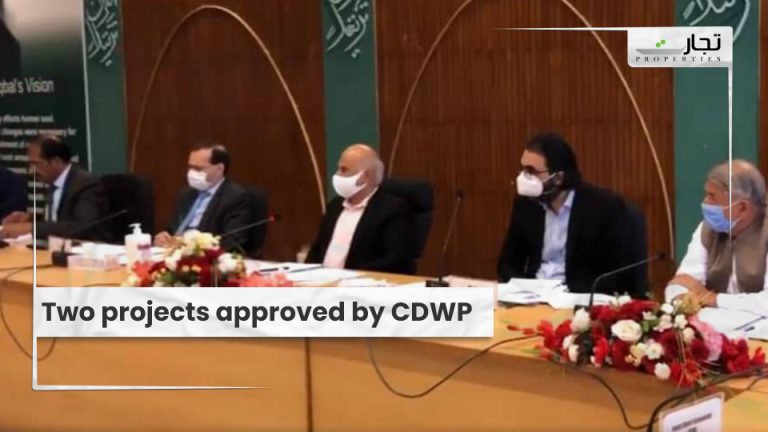 Two projects approved by CDWP