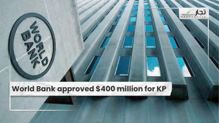 World Bank approved $400 million for KP
