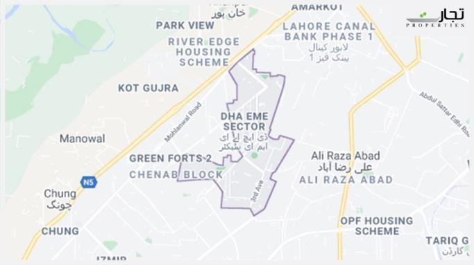 EME Society Location