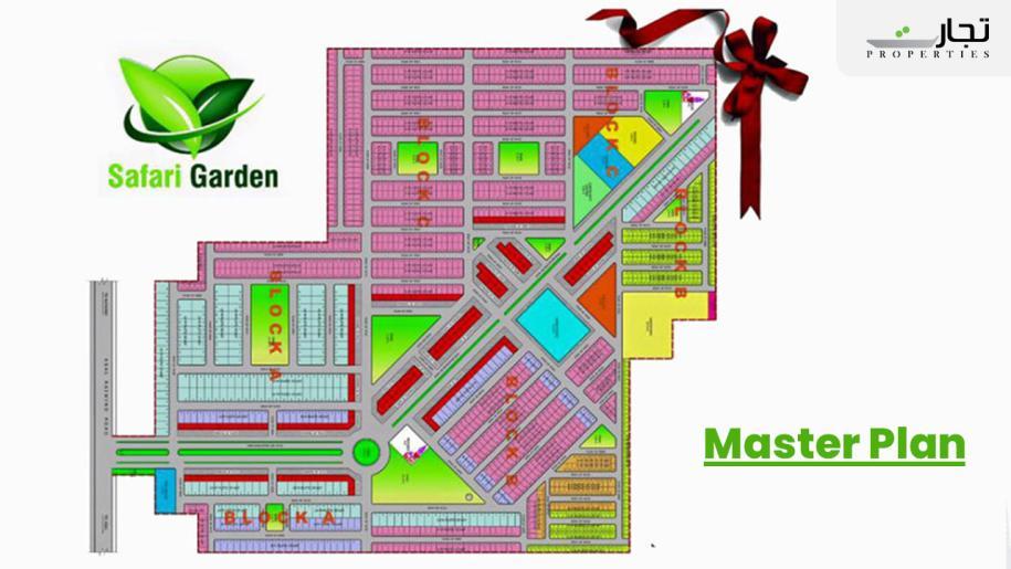 Safari Garden Scheme Master Plan