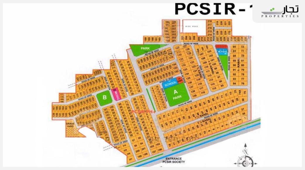 PCSIR phase 1