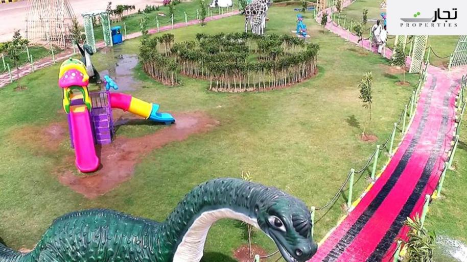 Parks in Nova Homes Multan