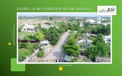 Bahria Agro Farm Houses Islamabad