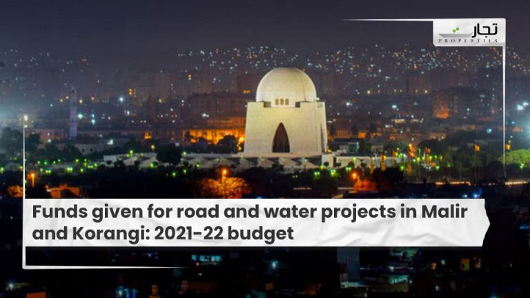 Funds-given-for-road-and-water-projects-in-Malir-and-Korangi-2021-22-budget
