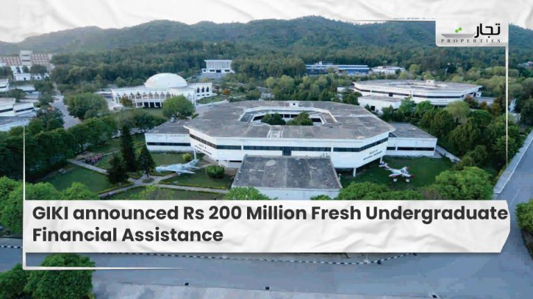 GIK-announced-Rs-200-Million-Fresh-Undergraduate-Financial-Assistance