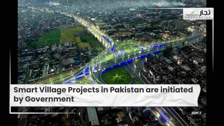 Smart-Village-Projects-in-Pakistan-are-initiated-by-Government.