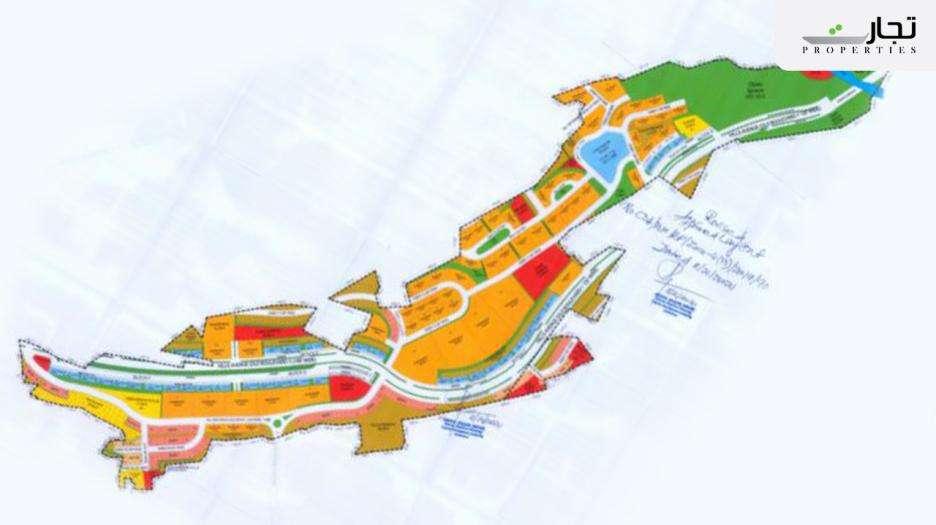 Bahria Hills Islamabad Masterplan