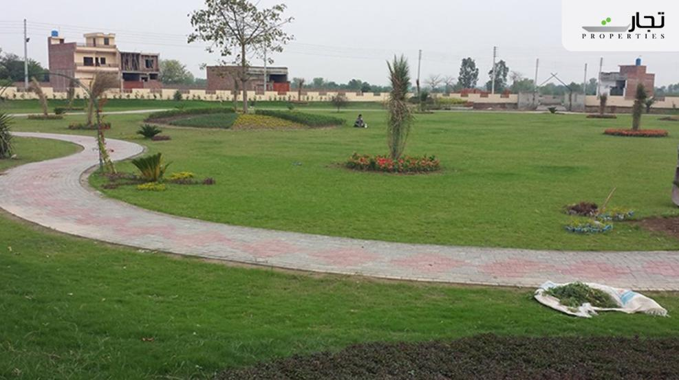 Facilities and Amenities Al Rehman Garden Lahore