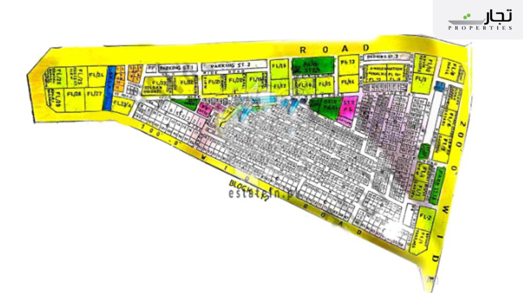 Gulistan-e-Jauhar Karachi Master Plan Block 13