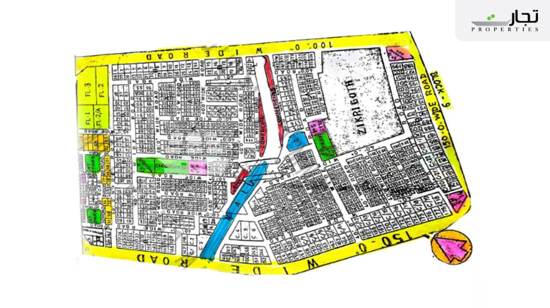 Gulistan-e-Jauhar Karachi Master Plan Block 11