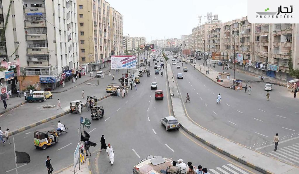 Gulistan-e-Jauhar Karachi