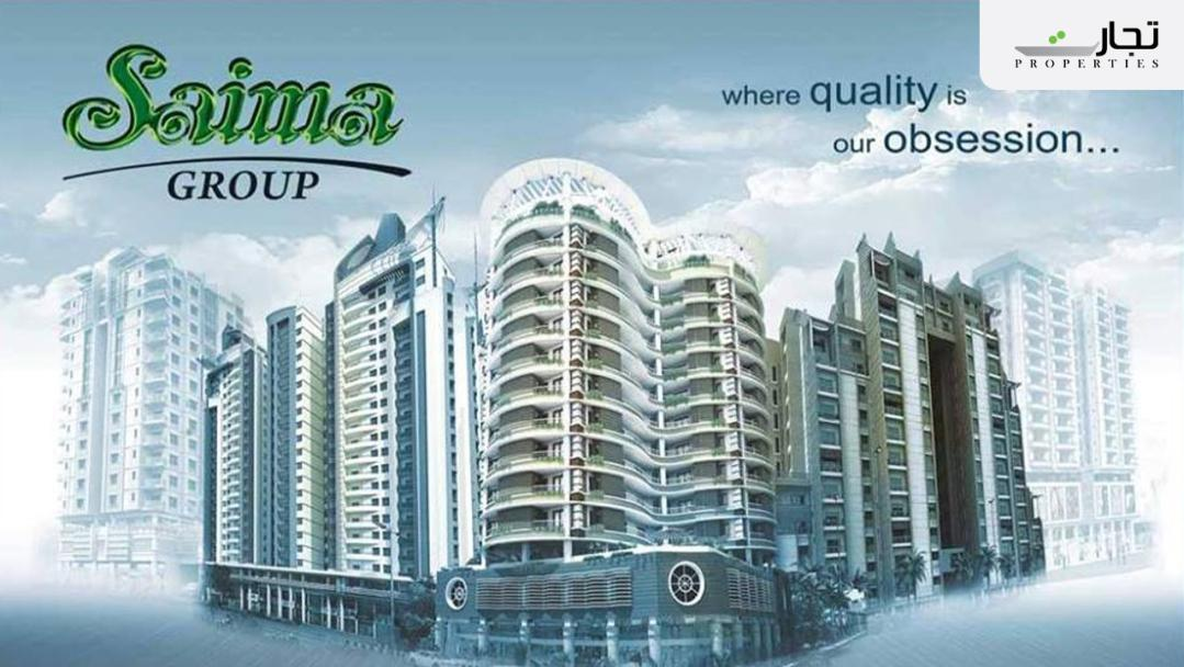 top projects by Saima Group