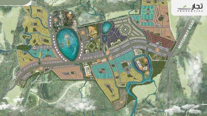 Discovery Gardens IslamabadMaster Plan