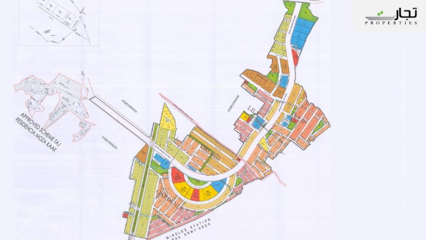 Taj Residencia Master Plan: