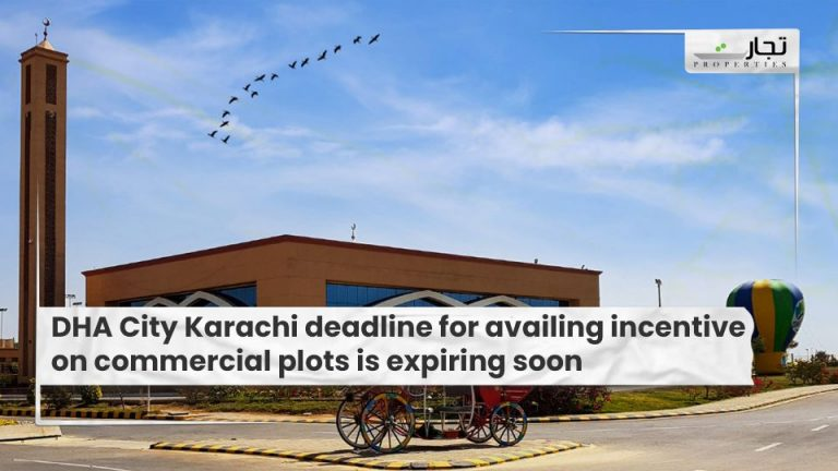 DHA-City-Karachi-deadline-for-availing-incentive-on-commercial-plots-is-expiring-soon