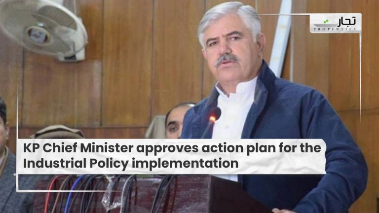 KP-Chief-Minister-approves-action-plan-for-the-Industrial-Policy-implementation