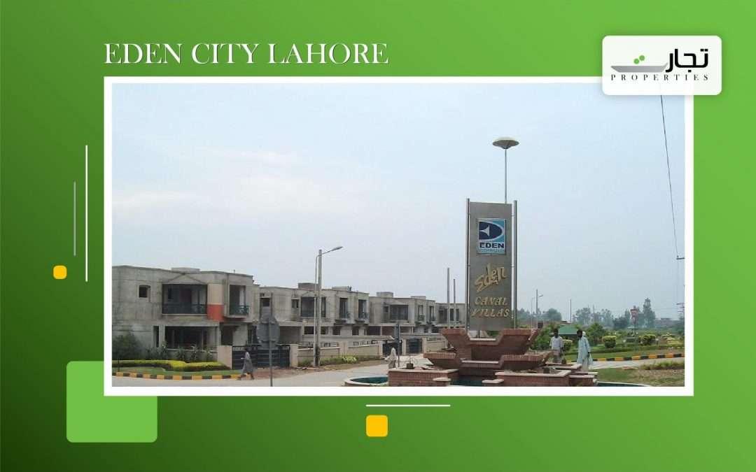 Eden City Lahore